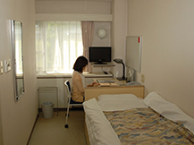 研修生宿泊室(Trainee Accommodation)